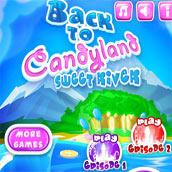 Игра Возвращение в страну конфет