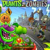 Игра Зомби против растений 5: Убей зомби - картинка