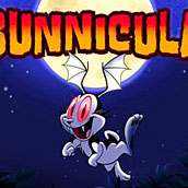 Игра Банникула кролик-вампир
