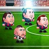 Игра Футбол: большие головы