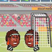 Игра Футбол головами на весь экран
