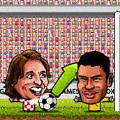 Игра Футбольные Головы: лига Европы