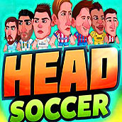 Игра Футбольный мир голов - картинка