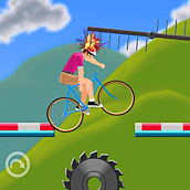 Игра Happy Wheels 4 на русском - картинка