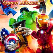 Игра Лего Марвел Супер Хироус