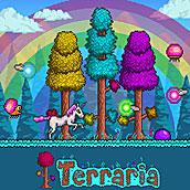 Игра Майнкрафт и Террария