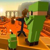 Игра Майнкрафт стрелялки на андроид