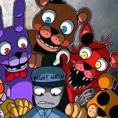 Игра Мишка Фредди: 5 ночей