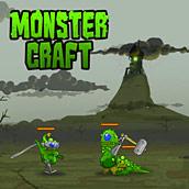 Игра Монстр крафт 2 - картинка