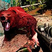 Игра Охота на медведя - картинка