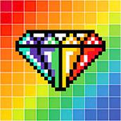 Игра Пиксельные Раскраски