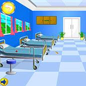 Игра Побег из больницы - картинка