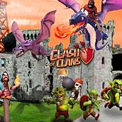 Игра Ратуша Clash of Clans
