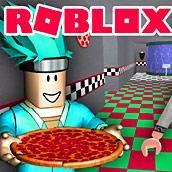 Роблокс пиццерия