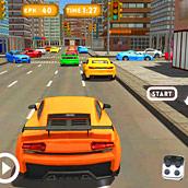 Игра Симулятор вождения автомобиля 3д