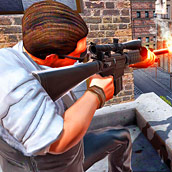 Игра Снайпер на крыше 2 - картинка