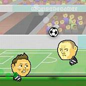 Игра Спортивные головы футбол: чемпионат Европы