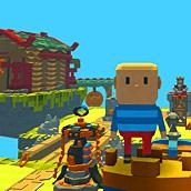 Игра Строить города и дома в Когама