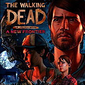 Игра The Walking Dead A New Frontier