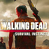 Игра The Walking Dead Survival Instinct