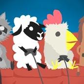 Игра Ultimate chicken horse