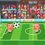 Игра В футбол головами 2