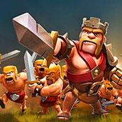 Игра Взломанный clash of clans