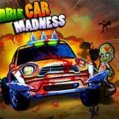 Игра Зомби давила 2 на машине