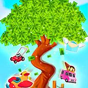 Игра Кликер дерева