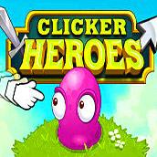 Игра Кликер героев добычи