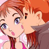 Игра Поцелуй свою соседку - картинка