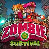Игра Попади в зомби с базуки