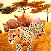 Игра Симулятор диких животных