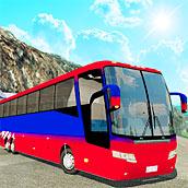 Игра Симулятор гонок на автобусе