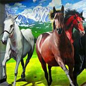 Игра Симулятор лошади
