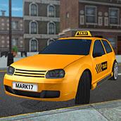 Игра Симулятор машины такси