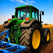 Игра Симулятор трактора - картинка
