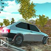Игра Симулятор вождения ВАЗа