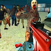 Игра Убиваем зомби
