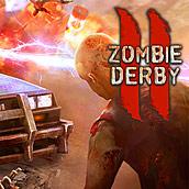 Игра Зомби Дерби 2 - картинка