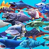 Игра Акула ест акулу