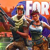 Игра Fortnite 2018