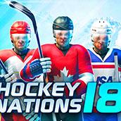 Игра Hockey Nations 18 взломанная