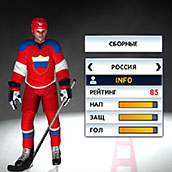 Игра Hockey Nations 18