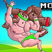 Игра Mount Your Friends - картинка