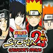 Игра Naruto Ultimate Ninja Storm 2 - картинка
