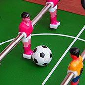 Игра Настольный футбол: Кикер