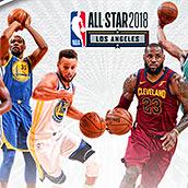 Игра NBA 2018