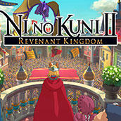 Игра Ni no Kuni II Revenant Kingdom