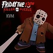 Игра Пятница 13-е убийственная головоломка - картинка